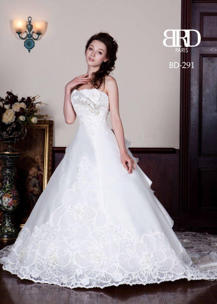 [DRESS-1825] - レンタル衣装 - 貸し衣装 - ウエディングドレス | Total Beauty 221(トータルビューティー221 - 仙台のブライダルサロン)